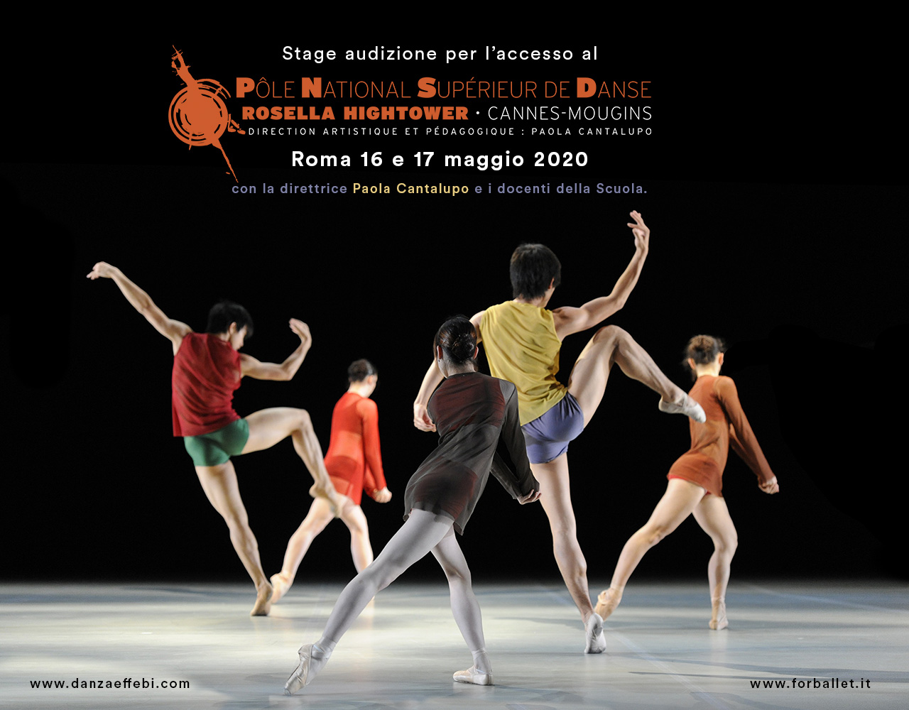 Stage audizione per ammissione a Cannes