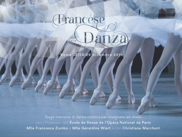 Stage danza classica con l'Opera de Paris